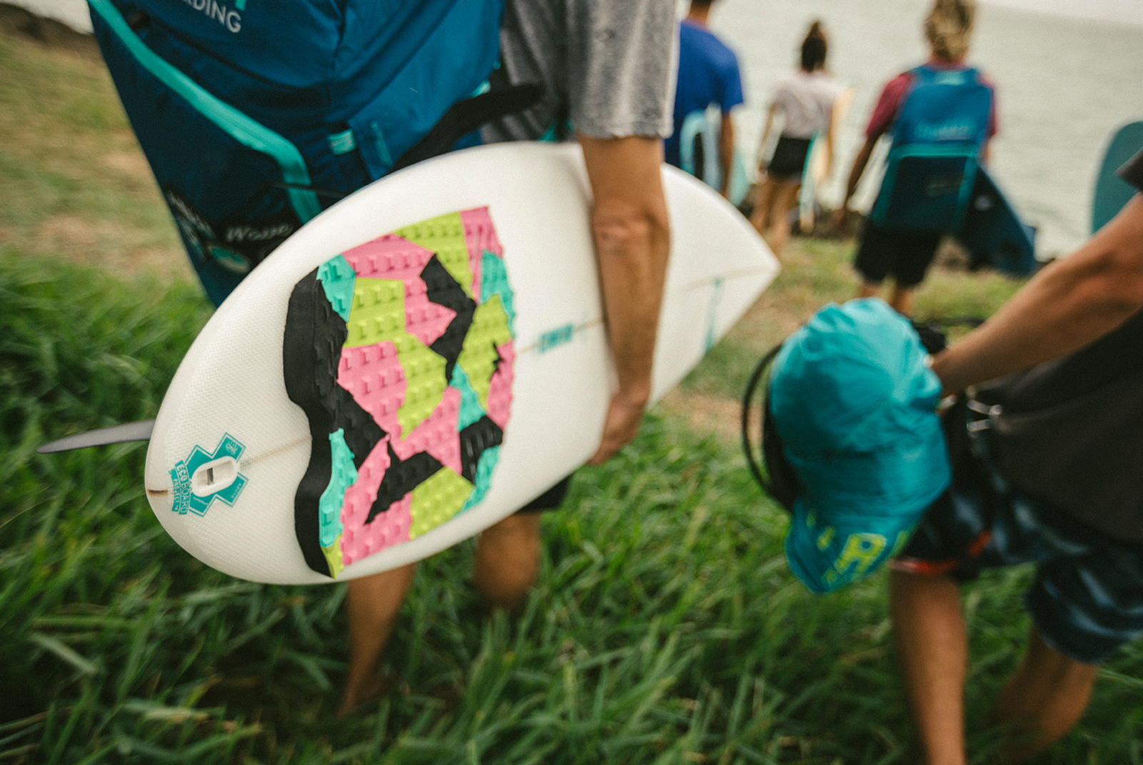 SUSTAINABLE SURF WELCOMES AIRUSH KITEBOARDING TO THE ECOBOARD PROJECT 9