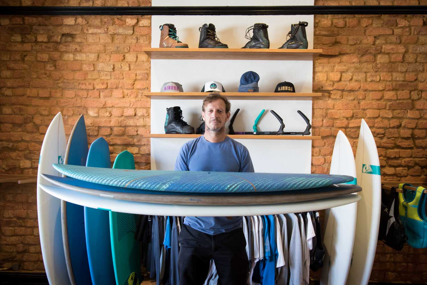 BEHIND THE DESIGN – THE AIRUSH SURF SERIES 17