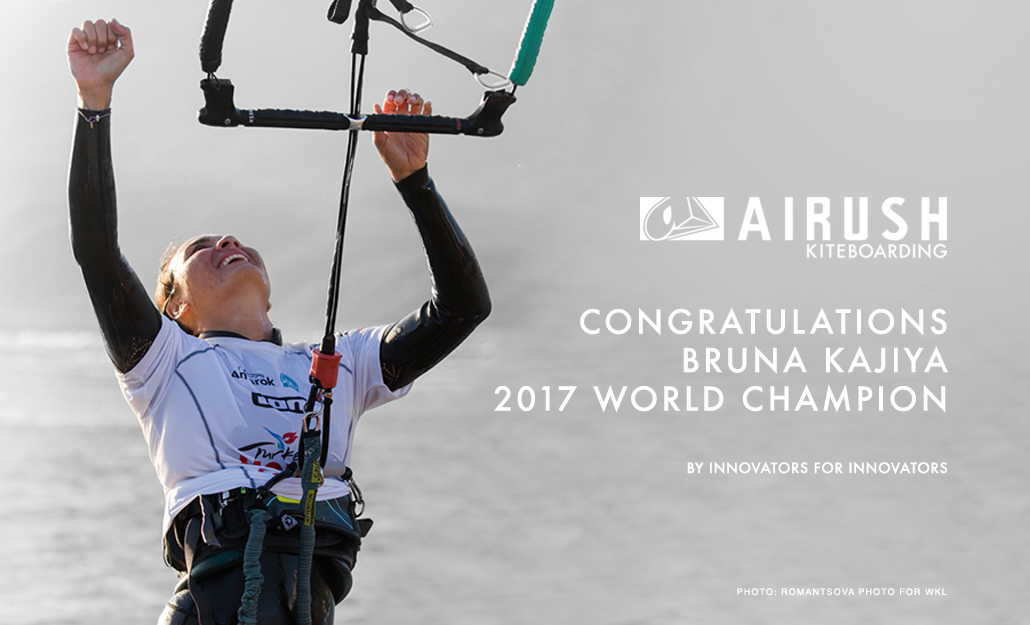 BRUNA KAJIYA 2017 WORLD CHAMPION 3