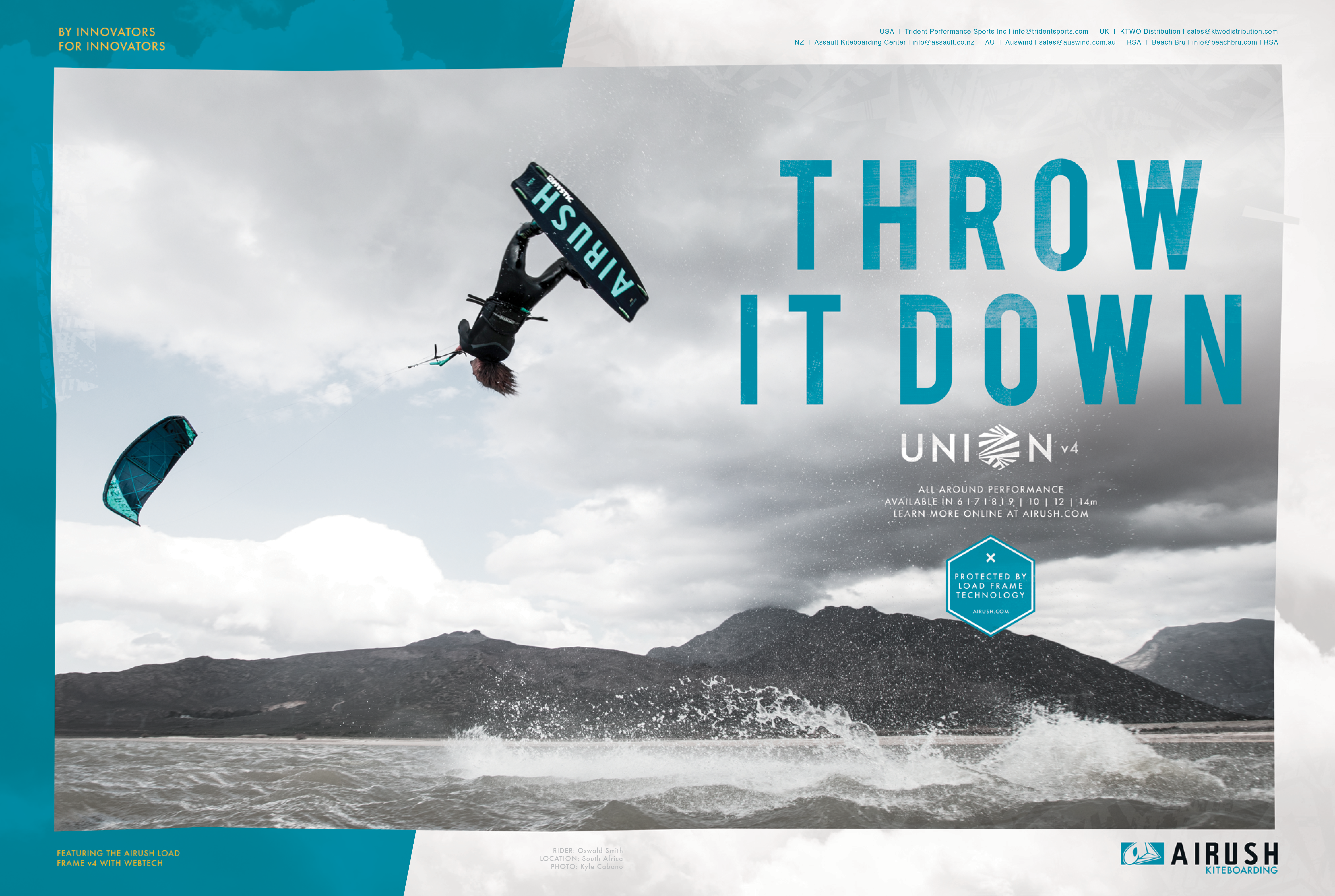 BEHIND THE SCENES – AIRUSH UNION V4 CAMPAIGN PHOTO 18