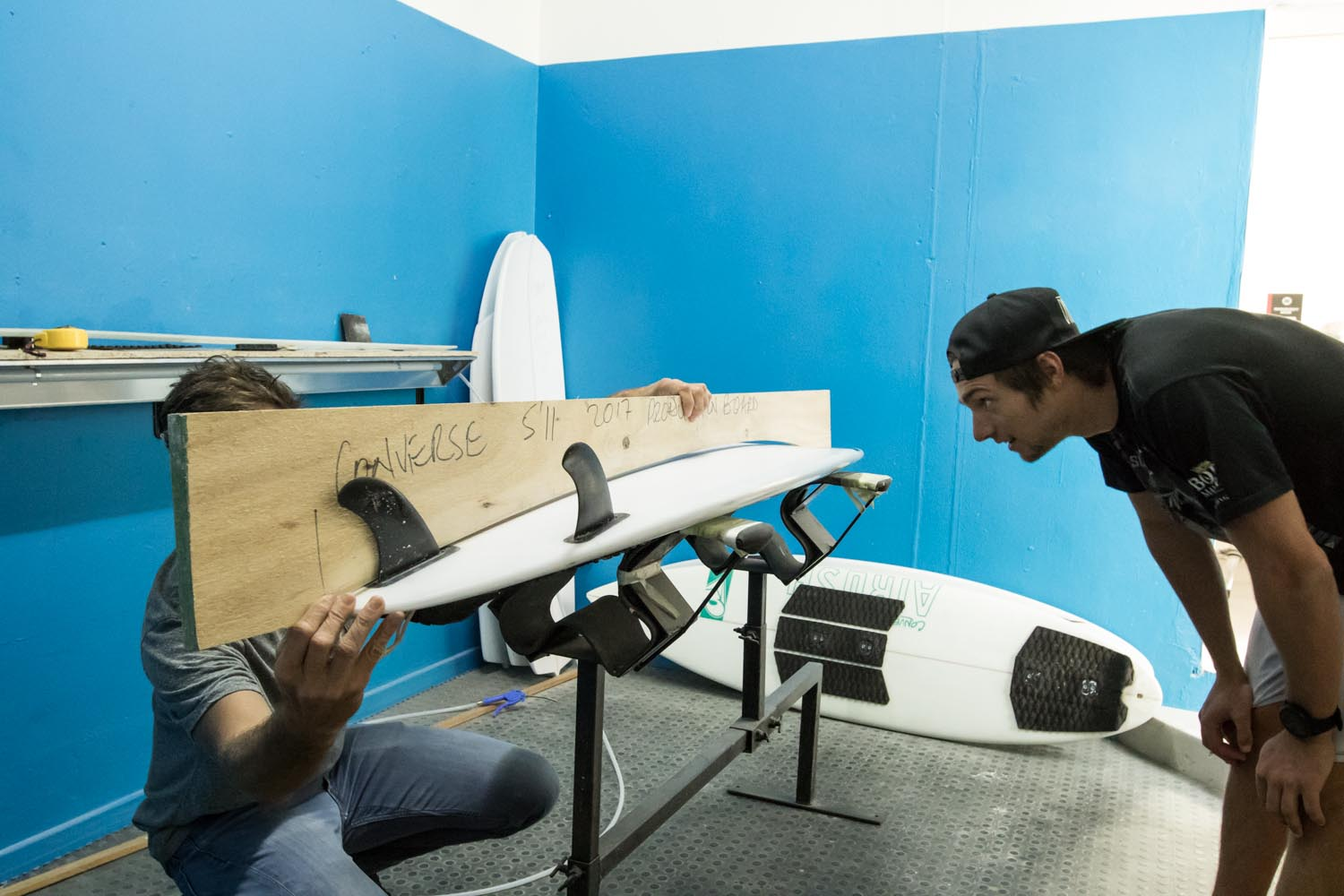 BEHIND THE DESIGN – THE AIRUSH SURF SERIES 22