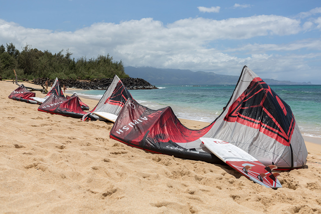 10 QUESTIONS WITH MARK PATTISON: AIRUSH WAVE KITE 3