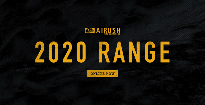 AIRUSH 2020 RANGE LAUNCH 1