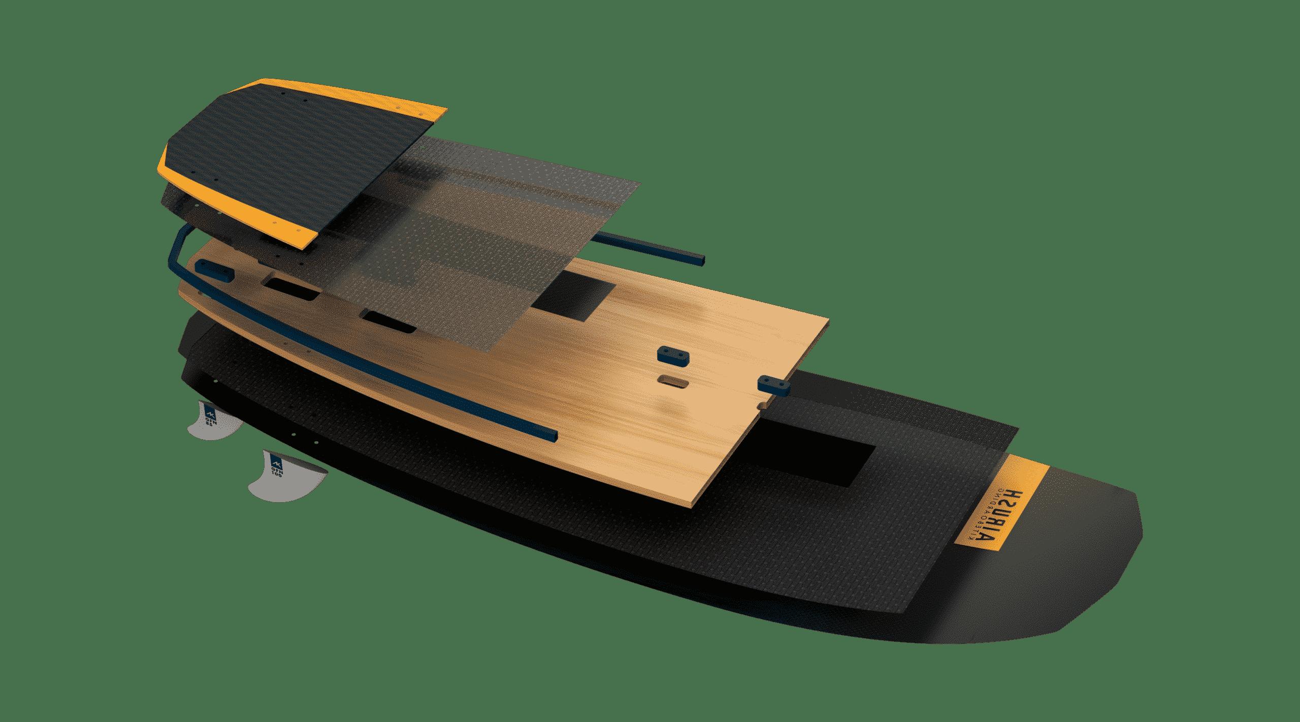 Foil Skate 2