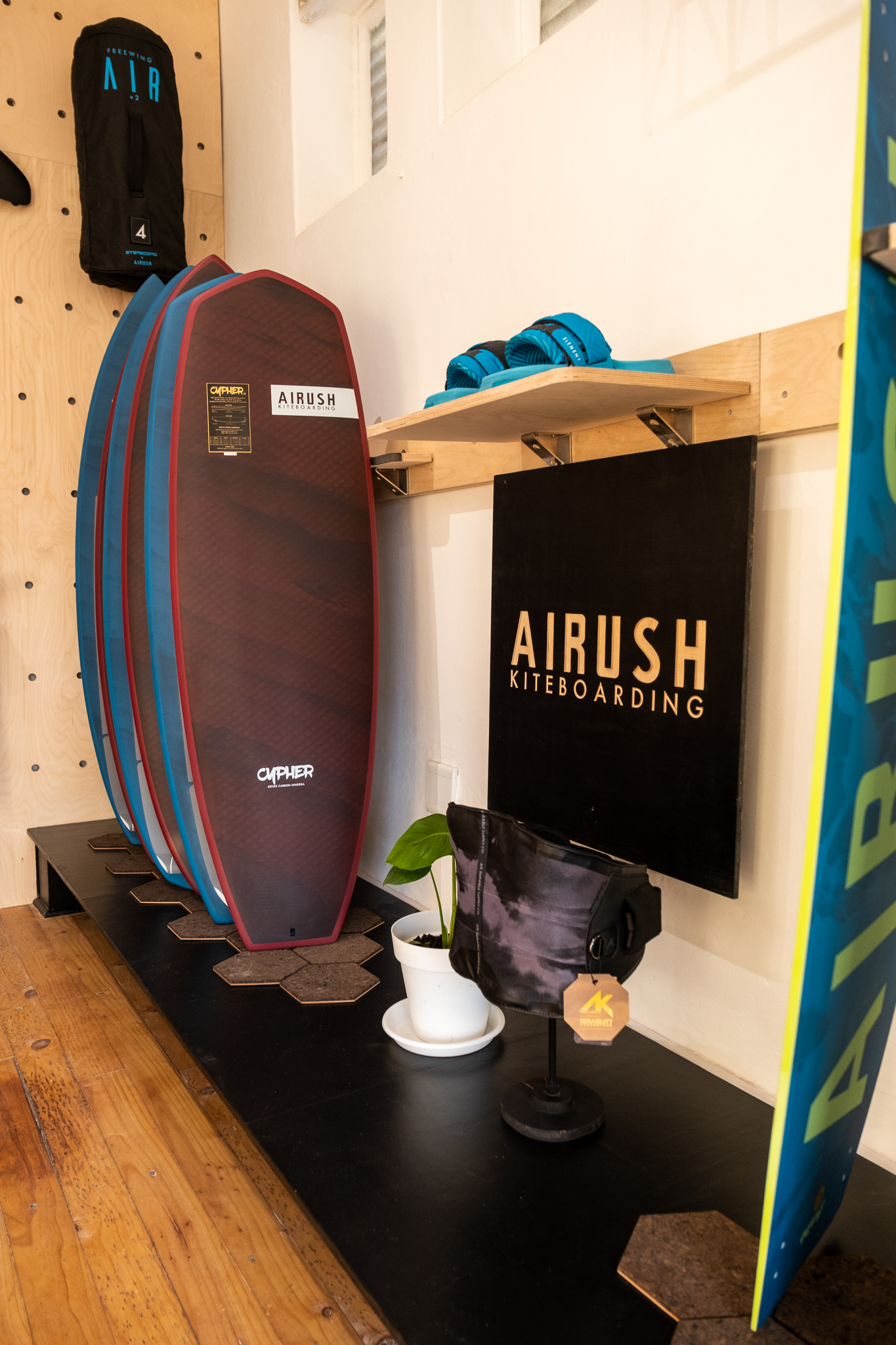 NEW STORE: Airush available at Xpressions - Cape Town 5