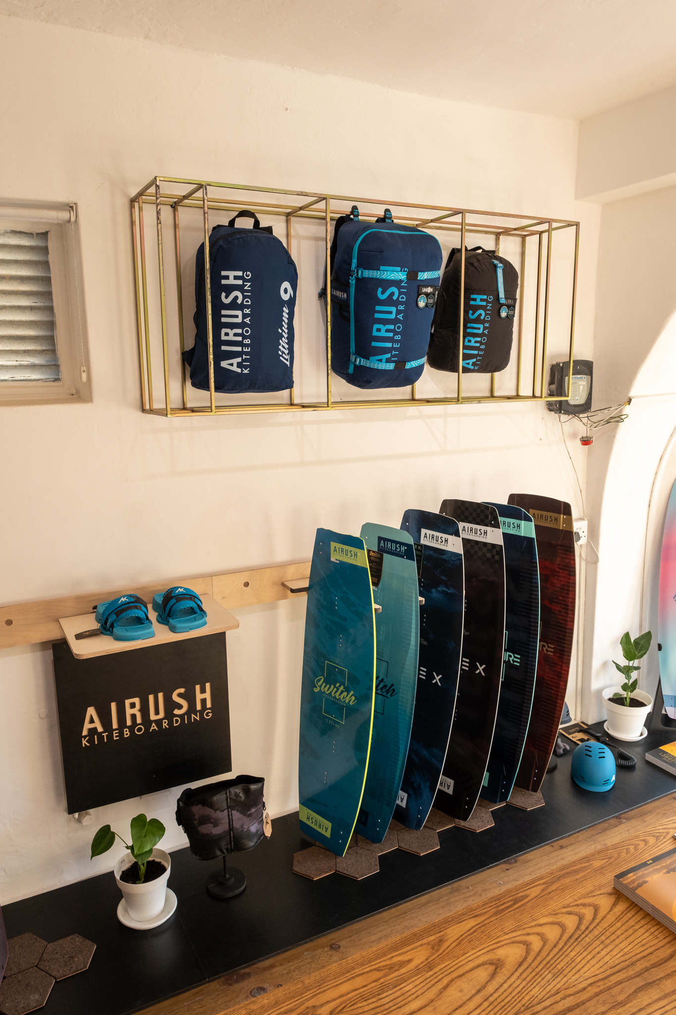 NEW STORE: Airush available at Xpressions - Cape Town 6
