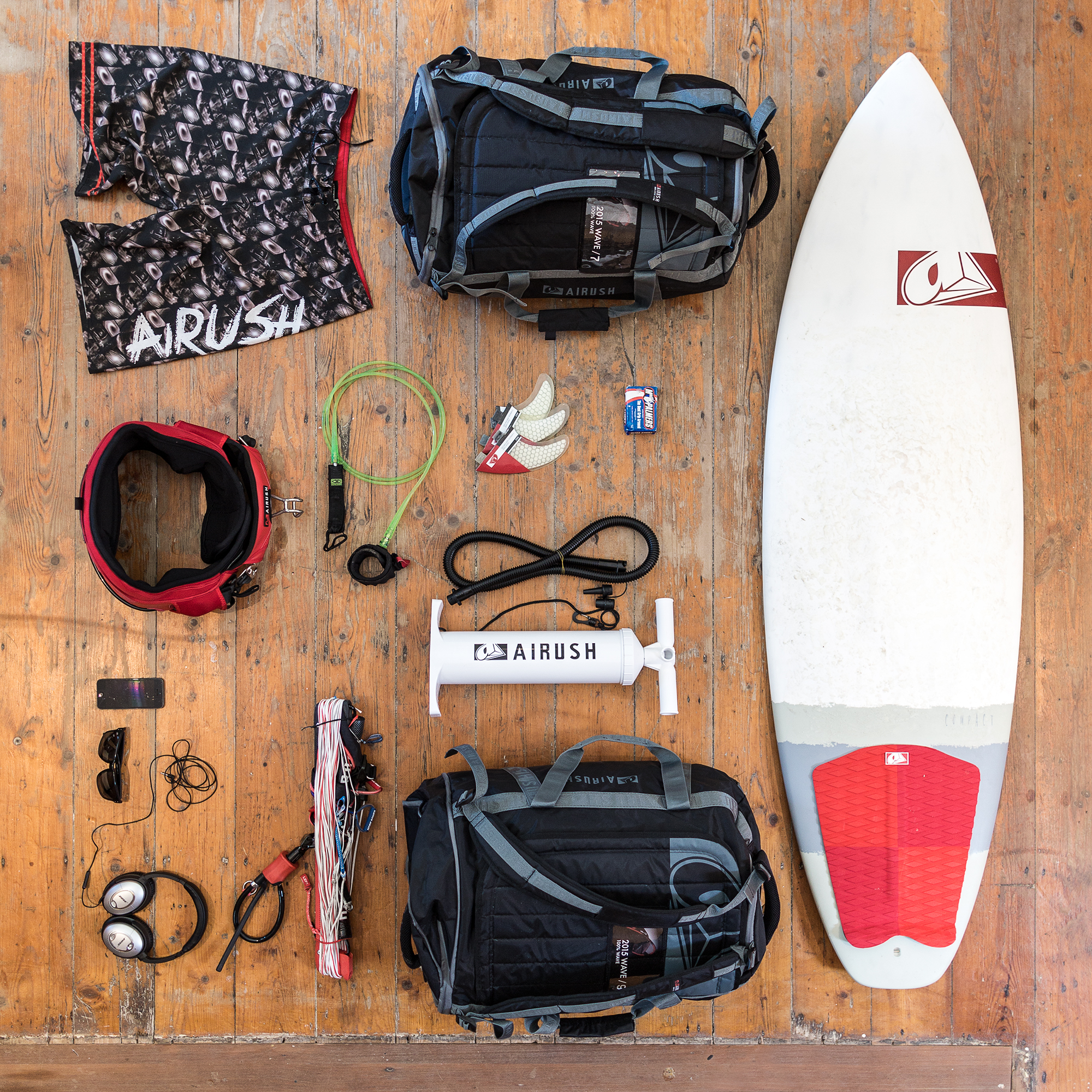 KITESURF TRIP: WHAT DO I BRING?! 1