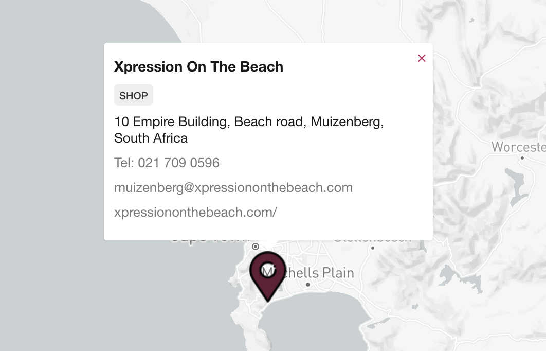 NEW STORE: Airush available at Xpressions - Cape Town 4