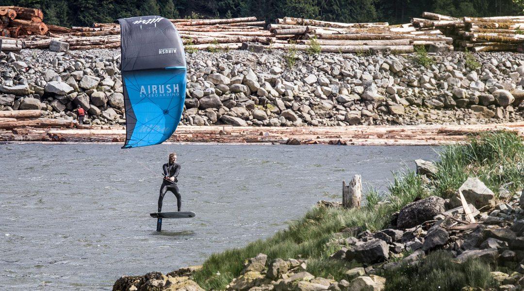 Airush Ultra v4 Kite