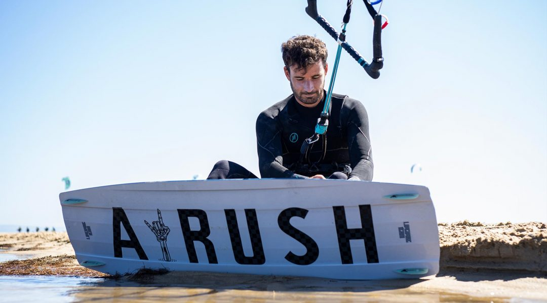 Airush Livewire Team Kiteboard