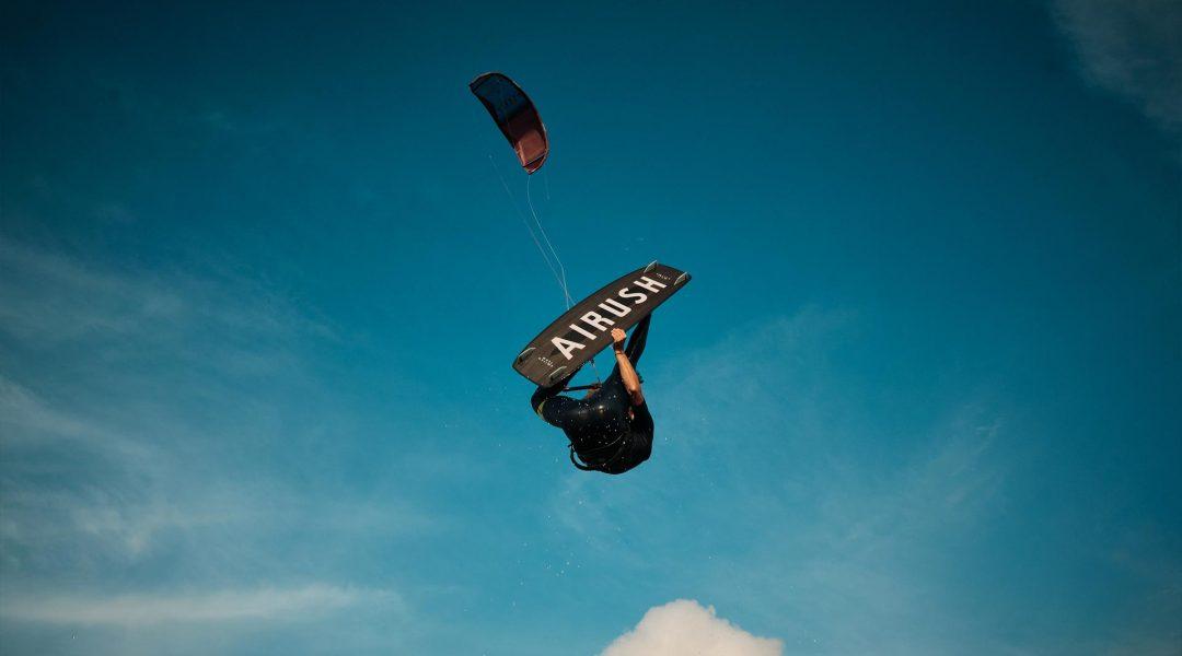 Airush Switch Team Kiteboard